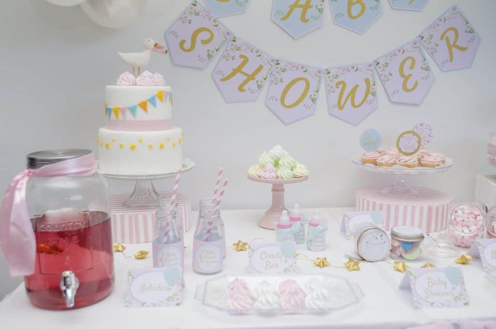 3757d9e34 Como organizar un Baby Shower - Tabatha decora tu fiesta
