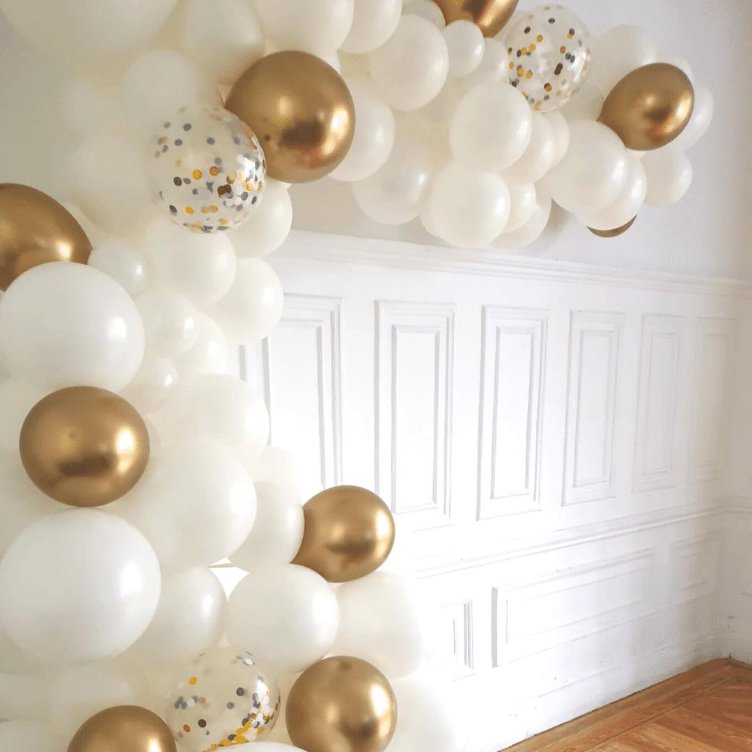 5 Arco organico de globos